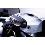 GSX-R Carbon Look Mirror Cover Set
