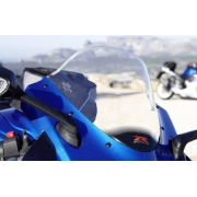 GSX-R600/750 L1- Double Bubble Windshield